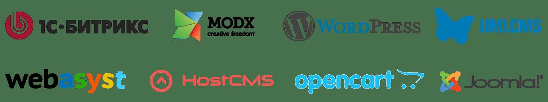 Разрабатываем сайты на любых CMS